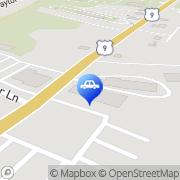 Map Custom Auto Radiator (Car Street Rod Parts & Fabrication) Lacey Township, United States