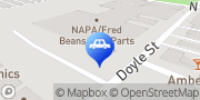 Map Carquest Auto Parts - Carquest of Doylestown Doylestown, United States