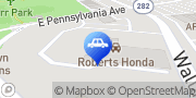 Map Reedman Toll Honda of Downington Downingtown, United States