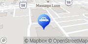 Map Charles Barker Toyota Virginia Beach, United States