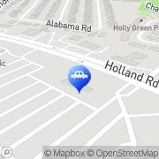 Map Autobell Car Wash Virginia Beach, United States