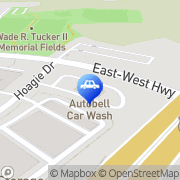 Map Autobell Car Wash Bel Air, United States