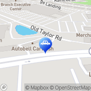 Map Autobell Car Wash Chesapeake, United States