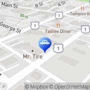 Map All Tune & Lube - Laurel Laurel, United States
