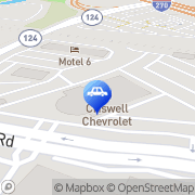 Map Criswell Chevrolet of Gaithersburg Gaithersburg, United States