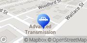 Map Advanced Transmission Fredericksburg, United States