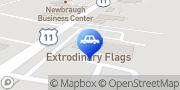 Map Roger's Tire & Auto Service Inc Martinsburg, United States