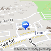 Map Autobell Car Wash Raleigh, United States