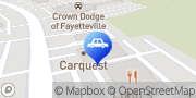 Map Carquest Auto Parts Fayetteville, United States