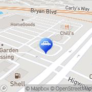 Map Autobell Car Wash Greensboro, United States