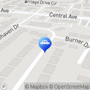Map T H Morris Auto Detailing Charlotte, United States