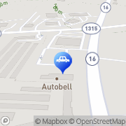 Map Autobell Car Wash Waxhaw, United States