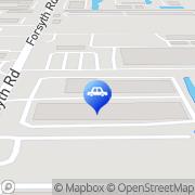 Map Massive Mobile WIndow Tinting Orlando, United States