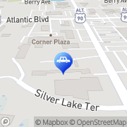 Map Big T Towing Jacksonville, United States