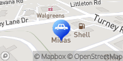 Map Midas Garfield Heights, United States