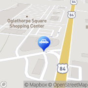 Map Tidal Wave Auto Spa of Hinesville Hinesville, United States