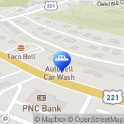 Map Autobell Car Wash Boone, United States
