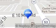 Map M Power Motorsports Warren, United States