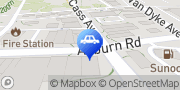 Map Towing Sterling Heights Utica, United States