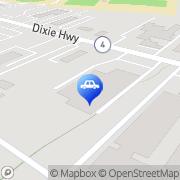 Map Danco Transmission & Auto Care Fairfield, United States