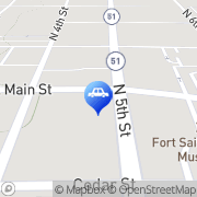Map Trussell Complete Auto Repair Niles, United States