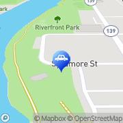 Map Ridge and Kramer Auto Parts Niles, United States