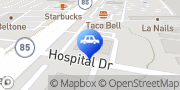 Map Advance Auto Parts Crestview, United States