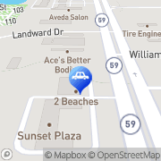 Map TitleMax Appraisals @ Brazzell Insurance - Gulf Shores Gulf Shores, United States