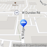 Map Arlington Heights Ford Arlington Heights, United States