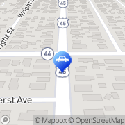 Map Nolte's Service & 24 Hour Towing Oshkosh, United States