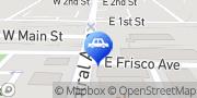 Map Byerly RV Eureka, United States