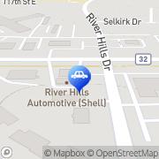 Map River Hills Automotive Burnsville, United States
