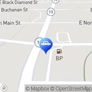 Map B P Amoco Of Richmond Llc Richmond, United States