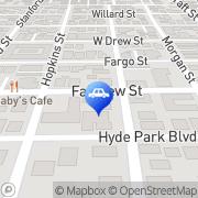 Map Atlas Auto Glass Houston, United States