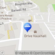 Map Drive Vauxhall Bury St. Edmunds Bury St. Edmunds, United Kingdom