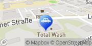Karte TOTAL Tankstelle Neu-Ulm, Deutschland