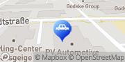 Karte PV Automotive GmbH Goslar, Deutschland