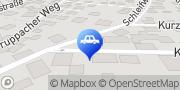 Karte Auto Egerer Inh. Alexander Egerer Roth, Deutschland