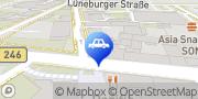 Karte Fahrschule Pierschalla Oschersleben (Bode), Deutschland