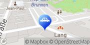 Karte CONTIPARK Tiefgarage Friedrichsforum Bayreuth, Deutschland