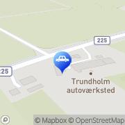 Kort Trundholm Autoværksted Nørre Asmindrup, Danmark