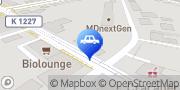 Karte AUTO DIENST Korb u. Stieger GbR Magdeburg, Deutschland