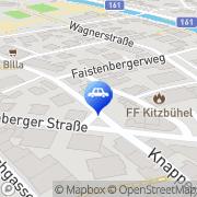 Karte SCHROLL AUTOTECHNIK Kitzbühel, Österreich