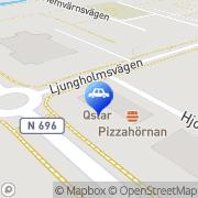 Karta Qstar Falkenberg Falkenberg, Sverige