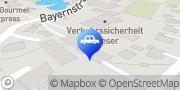 Karte Ragginger Karosseriebau & Lakiererei Inh. Johann Sturm Wals-Siezenheim, Österreich