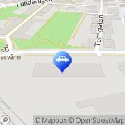 Karta Malmö Bil- & Elektroservice AB Malmö, Sverige