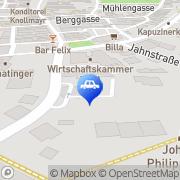 Karte BP Express Tankstelle - Automaten-Tankstelle Braunau am Inn, Österreich
