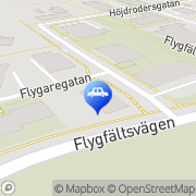 Karta Din Bil Sverige - Enhet Flygareg Malmö, Sverige
