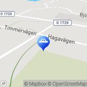 Karta MD BIL&DÄCK Dalstorp, Sverige