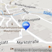 Karte Eni Tankstelle Mauterndorf, Österreich